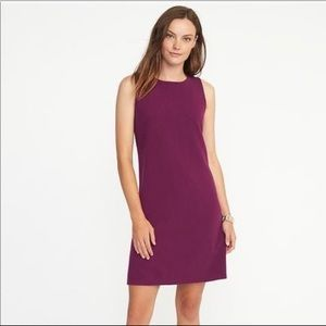 NWT Old Navy Sleeveless Ponte-Knit Sheath Dress